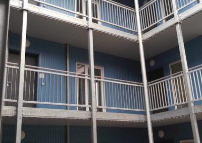 Schodiská, schodiskové veže