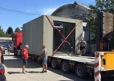 IWG Slovakia stroje